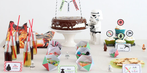 Quand Star Wars passe à table