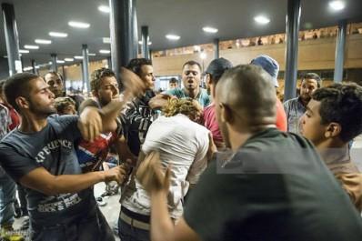 Agressions sexuelles massives en Allemagne : Neuf algériens suspectés