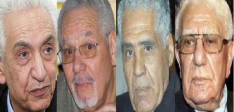 Ait ahmed, Nezzar, Betchine, Chadli Bendjedid: une semaine de grandes polémiques