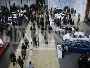 Alors que les ventes connaissent une baisse vertigineuse: le Salon d'Alger compromis