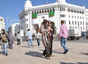 En Algérie, le temps des vaches maigres