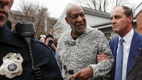L'acteur américain Bill Cosby inculpé pour agression sexuelle