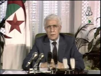 Le 11 janvier 1992, Chadli Bendjedid démissionnait