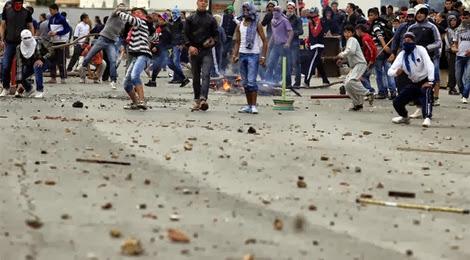 Amalza (Sidi Bel Abbes) : Les habitants ferment la RN 94 pour réclamer la sécurité