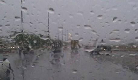 Bulletin Météo Spécial : averses de pluies sur les wilayas côtières et proches côtières du centre et de l'est jusqu'au mardi