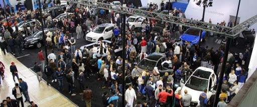 """Salon de l'auto d'Alger : les concessionnaires """"s'affichent"""" optimistes malgré la """"crise"""""""