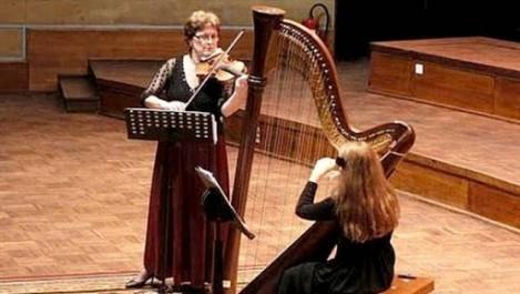 Concert de chant lyrique à Notre Dame d'Afrique le 4 novembre