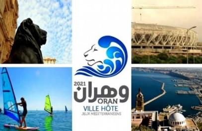 """JM 2021: présentation à Oran du projet immobilier """"Olympics towers"""""""
