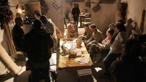 Le tournage du film Larbi Ben M'hidi est presque achevé