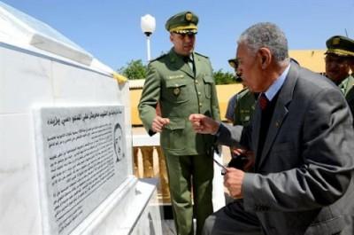 """L'Etablissement frigorifique de l'intendance d'Oran baptisé """"chahid Mekharbech Ali-Ilyès"""""""