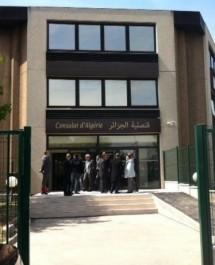 Le consulat d'Algérie de Vitry déménage à Créteil