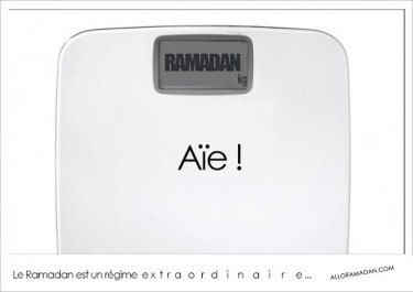 Maigrir pendant le ramadan