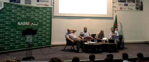En débat samedi: Liberté, Nabni, ton nom