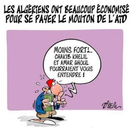 Caricature DILEM