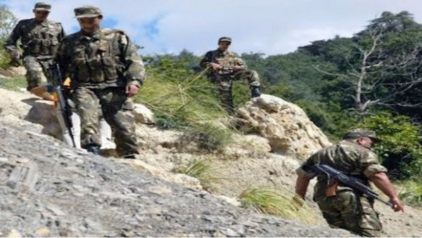 """Résultat de recherche d'images pour """"Neuf casemates pour terroristes et 6 bombes artisanales détruites à Batna"""""""