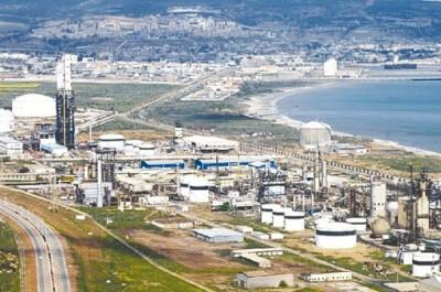 usine d'ammoniac d'Oran Sonatrach : encore un scandale