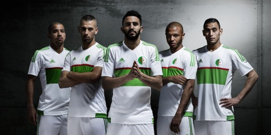 Classement FIFA (mai 2017): l`Algérie scotchée à la 54e place