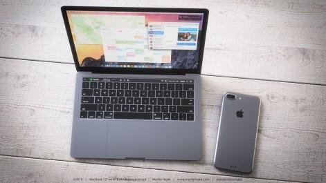 Apple dévoile son premier MacBook Pro depuis 3 ans.