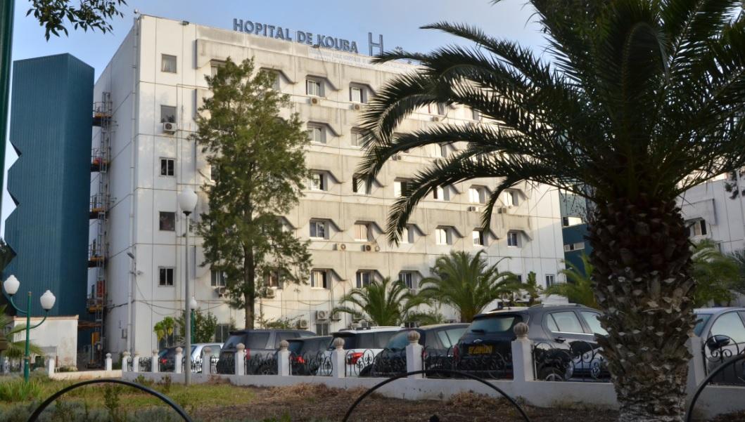 """Résultat de recherche d'images pour """"hôpital bachir mentouri de kouba"""""""