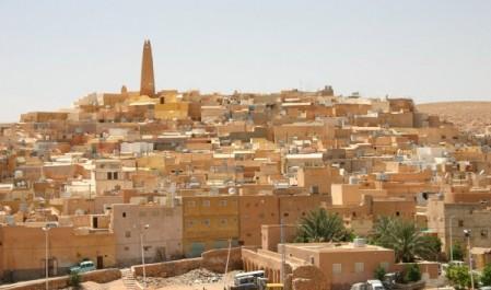 Patrimoine rupestre d 'AGHERM BABA SAÂD GHARDAÏA : Mise en œuvre d'un plan de sauvegarde