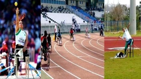 Trois médaillés des jeux paralympiques de Rio honorés à Batna.
