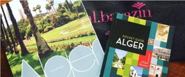 Al Bayazin marque son SILA 2016 par les guides d'Alger versions classique et pocket