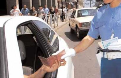 Trafic routier à Alger: plus de 29.000 infractions lors des 8 premiers mois de 2018
