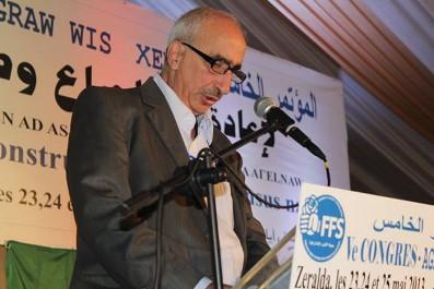 Rachid Halet, député et membre du présidium du FFS : «La reconstruction du consensus national est plus que jamais à l'ordre du jour»