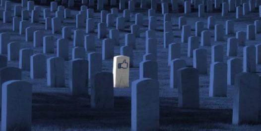 Facebook annonce par erreur à des utilisateurs qu'ils sont morts.