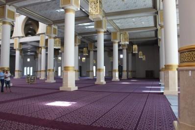 La grande mosquée Larbi Tébessi inaugurée demain