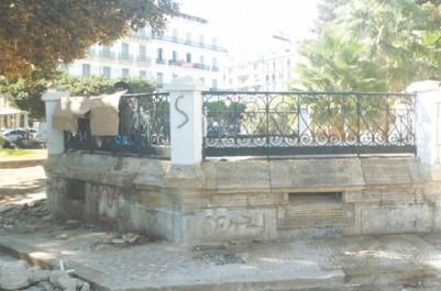 Lancement des travaux de réaménagement du Square Port-Saïd à Alger