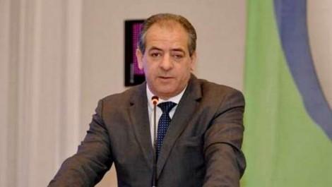 El Hadi Ould Ali zappe le président du COA Mustapha Berraf