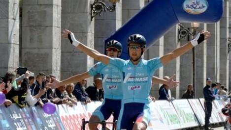 Meilleur cycliste africain-2016: les Algériens Barbari, Lagab et Mansouri nominés.