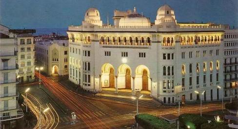 Alger: A la découverte de la Grande poste, un monument emblématique.