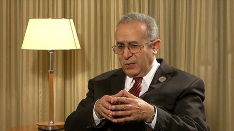 La solution au conflit syrien ne peut être que politique, réitère Ramtane Lamamra