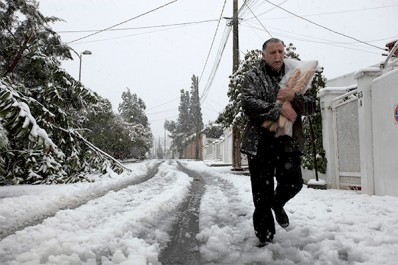 Froid glacial et chutes de neige à partir de Jeudi