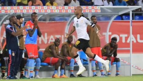 CAN 2017: le Ghana dompte la RDC et file en demie