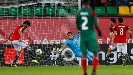 CAN 2017: L'Egypte bat le Maroc et rejoint les demi-finales