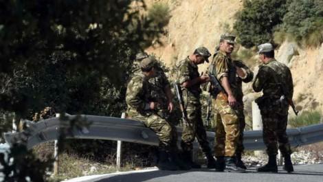 Algérie: Identification des huit terroristes neutralisés à Tipaza