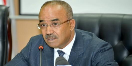 """Législatives : Bedoui à propos de la campagne électorale: """"De sérieuses menaces nous guettent"""""""