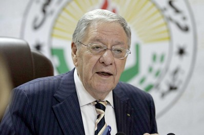 Ould Abbas : » Le président Roosevelt a assuré 3 mandats et demi sur un fauteuil roulant…»
