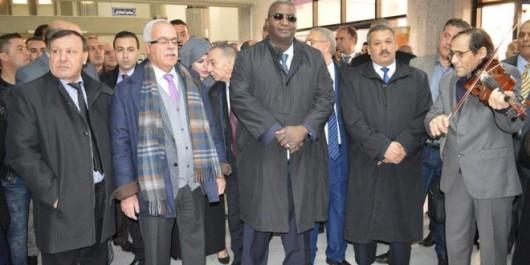 Hamid Grine à partir de Tlemcen: «Les zones d'ombre de la radiodiffusion supprimées définitivement à Tissemsilt en 2018»