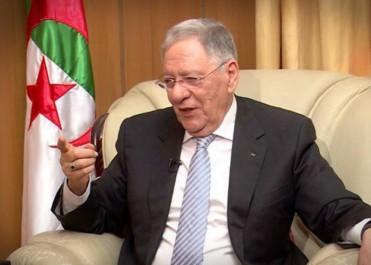 Ould Abbès à propos des liste du parti vivement  contestées:  «J'assume l'entière responsabilité»