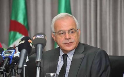 """Législatives : Hamid Grine à propos de la presse de la presse  étrangère : """"On a une dizaine de demandes"""""""