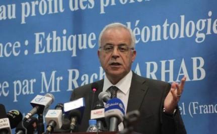 Hamid grine à propos du respect de l'éthique  et de la déontologie:  «L'amélioration est palpable»
