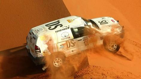 "Rallye ""Challenge Sahari international"": coup d'envoi depuis Oran"