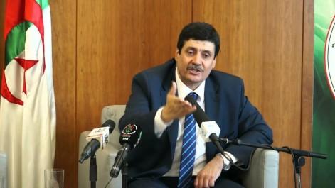 Législatives: rassemblement national démocratique: Tayeb Zitouni tête de liste à Oran
