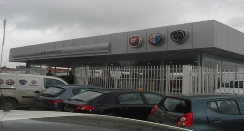 Sodi Automotive: Le pôle Automotive de Cevital lâche Fiat