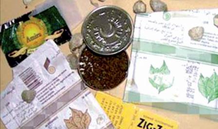 Es-senia: Plus de 65 tonnes de chema saisies