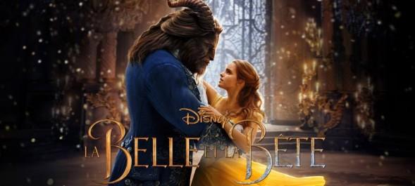 sortie cinéma :  le nouveau film Disney la belle et la bête au programme